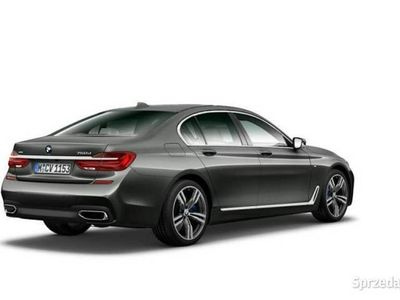 używany BMW 750 seria 7 3dm3 400KM 2018r. 13 500km d xDrive | Head-Up | Masaże | Surround View | Harman&Kardon |