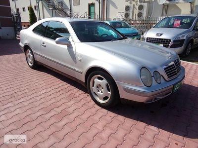 używany Mercedes CLK200 Klasa2.0 Benzyna 136 KM