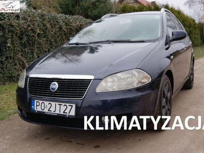 używany Fiat Croma 1.9dm3 150KM 2005r. 198 000km Sprowadzony, Bezwypadkowy, Zarejestrowany