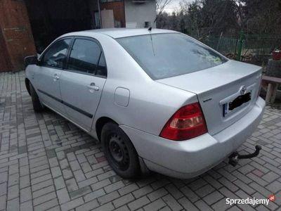 używany Toyota Corolla 2.0 DTD