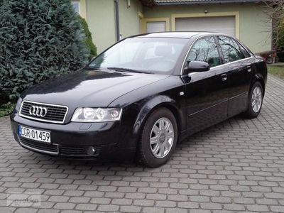 używany Audi A4 II (B6) 2.0 ben. 130 KM Automat Klimatronic