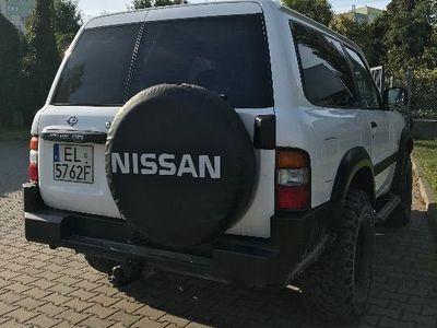 używany Nissan Patrol GR