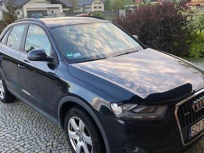 używany Audi Q3 I (8U) 2.0 TDI Quattro S tronic