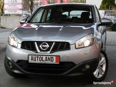 używany Nissan Qashqai 1.6dm 116KM 2012r. 122 000km