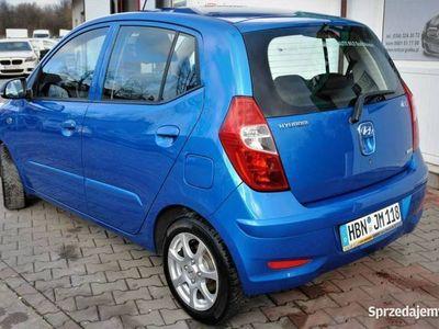 używany Hyundai i10 1.2dm 86KM 2011r. 119 908km