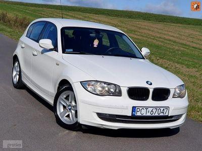 używany BMW 116 SERIA 1 d LCI zarejestrowany 5 DRZWI klima