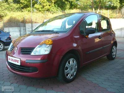 brugt Renault Modus 1.5dm3 86KM 2006r. 128 000km DCI ABS ręczna klima.