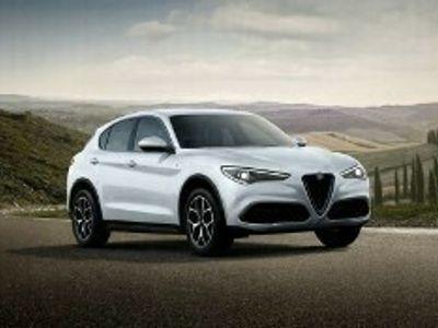 używany Alfa Romeo Stelvio rabat: 15% (36 600 zł) beżowe wnętrze