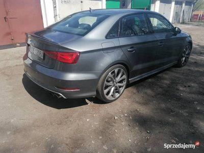 używany Audi S3 ful led