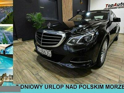 używany Mercedes E200 2.0 i *lift*polski salon*BIXENON* NAVI* fabryczny lakier*bezwypadkowy* W212 (2009-)