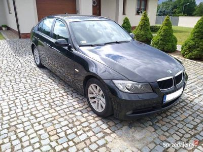 używany BMW 318 Seria 3 d Cena 15500 + VAT