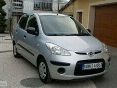używany Hyundai i10 1.2dm 78KM 2008r. 113 000km