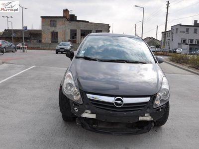 used Opel Corsa 1.3dm 75KM 2010r. 148 579km