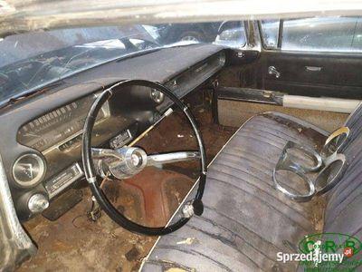 używany Cadillac Deville sedan 1960