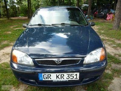 używany Mazda 121 III Sprowadzony z Niemiec!Tylko 89tyś.km!!