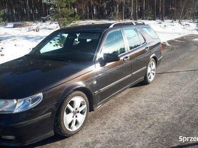 używany Saab 9-5 2.2 TID 2005r klimatyzacja, kombi