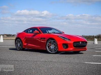 używany Jaguar F-Type 2.0 I4 300KM R-Dynamic Coupe RWD Auto MY20