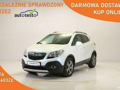 używany Opel Mokka DARMOWA DOSTAWA, Navi, Półskóra, Klima auto, Tempomat, PDC