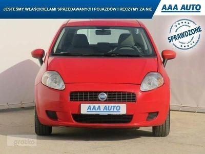 używany Fiat Grande Punto  Klima, El. szyby, wspomaganie Kierownicy