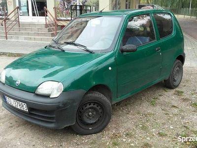 używany Fiat Seicento 1,1