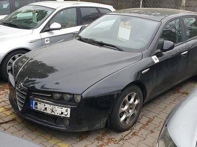 używany Alfa Romeo 159 I 1.9JTDM Progression, Warszawa