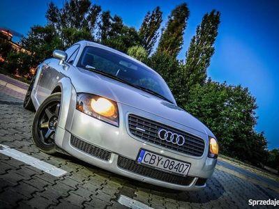 używany Audi TT 225km Quattro 6 biegów Super stan !