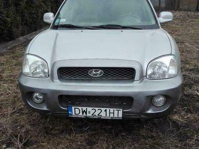 używany Hyundai Santa Fe SANTA FE