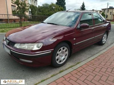 używany Peugeot 205 406 1.8dm 110KM 2000r.000km