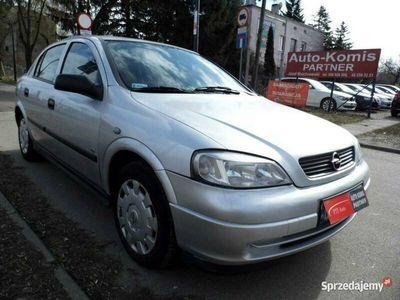 używany Opel Astra salon polska 1,4 klima II (1998-2009)