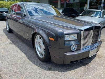 używany Rolls Royce Phantom 6.7l benz. V12 453 KM 2005