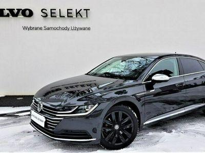używany VW Arteon 2dm 150KM 2018r. 54 436km