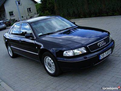 używany Audi A8 2,5TDI / XENON / SKÓRA / PARKTRONIC / KLIMATRONIC /