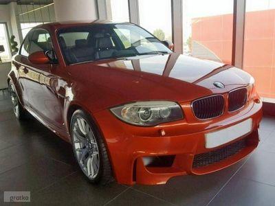 używany BMW M1 E82II 6=cyl. R6 3.0 benz. 340KM TwinTurbo 2011