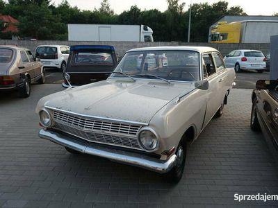 używany Opel Rekord A 1700 w Oryginale, Super Baza, Zobacz