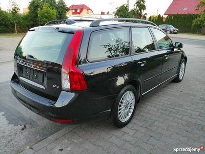 używany Volvo V50 09r skóra nawigacja zadbany
