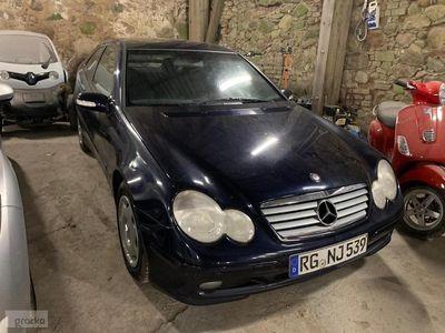 używany Mercedes C220 Klasa C W203CDI