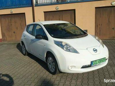 używany Nissan Leaf - pełny elektryk - mały przebieg