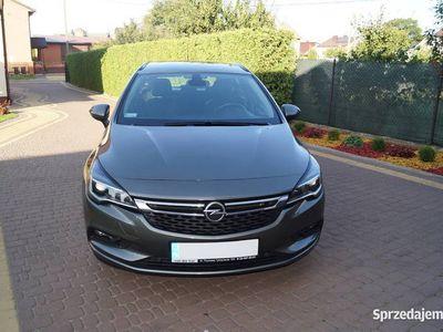używany Opel Astra Sport Tourer, KRAJOWY, I właściciel, bogata opc