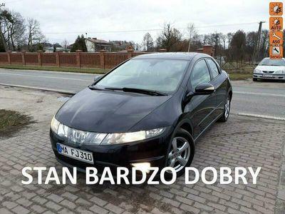 używany Honda Civic 1.4dm 83KM 2006r. 200 000km