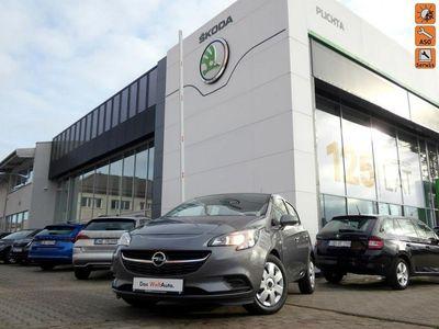 używany Opel Corsa 1.2dm 75KM 2016r. 120 000km