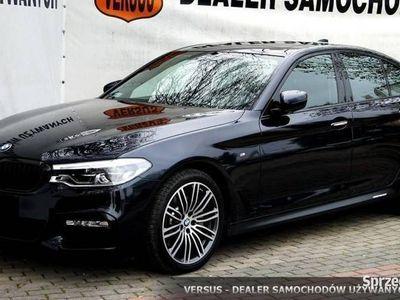 używany BMW 530 2dm 252KM 2017r. 14 000km