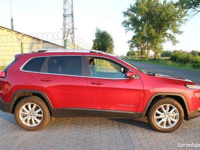 używany Jeep Cherokee 2016r. 3,2 Benzyna 272KM 4x4 WZOROWY