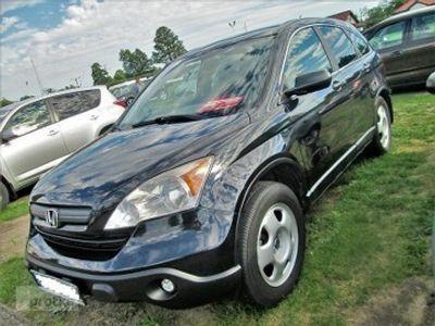 używany Honda CR-V III 2,0i instalacja gazowa LPG, nawigacja GPS, skrzynia automatyczna