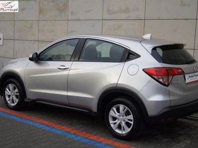 używany Honda HR-V 1.5dm3 130KM 2016r. 51 000km 1.5 130KM AT Elegance Salon Polska Serwisowany Bezwypadkowy
