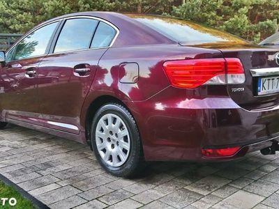 brugt Toyota Avensis III