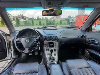 używany Alfa Romeo 166 2,4 jtd 2001r