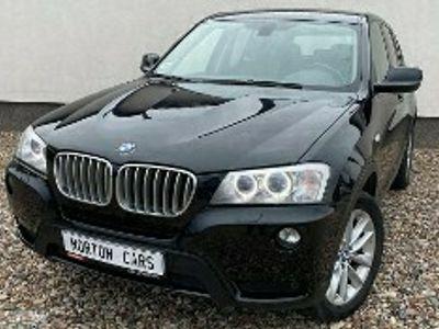 używany BMW X3 II (F25) 28i xDrive