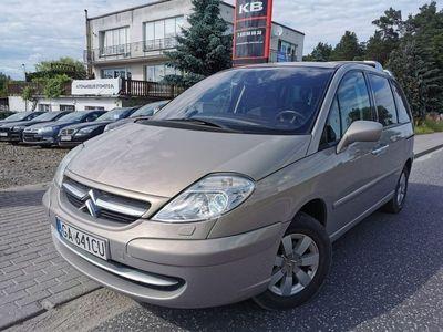 używany Citroën C8 2.2dm 136KM 2005r. 270 000km