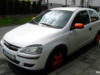używany Opel Corsa C - 2006 rok - 1.2 benzyna