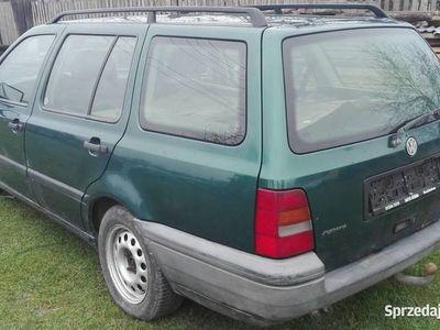 używany VW Golf III 1.9 1995 KOMBI 4x4 syncro